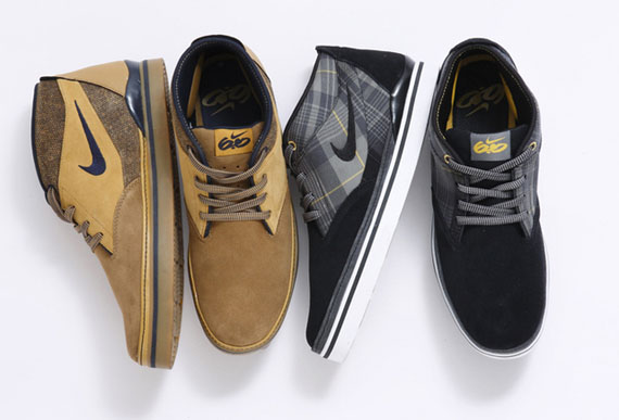 new style eaf41 26d4f If you are seeking new sneakers with quite a distinct touch for fall, Nike  6.0 had released a new silhouette this season, the Brazen.