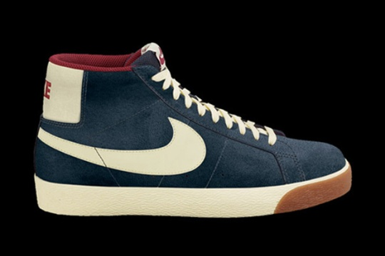 best sneakers 5c1c9 8c43a Nike SB Blazer High Charcoal/Halo-Team Red | Fully Laced Blog