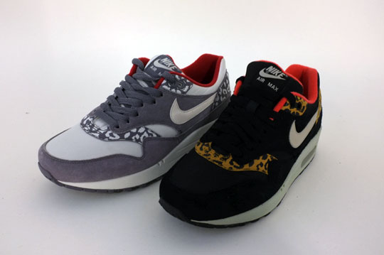 Nike Air Max 1 'Leopard' Pack Fall 2012 | Fully Laced Blog