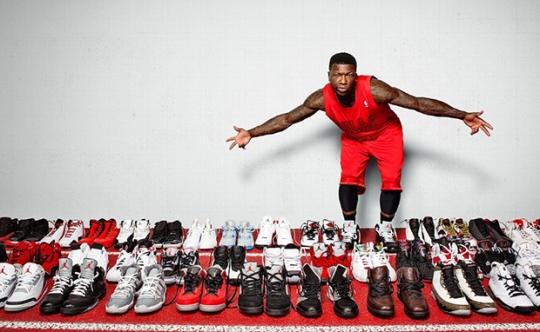 Nate-Robinson-Favorite-Jordans