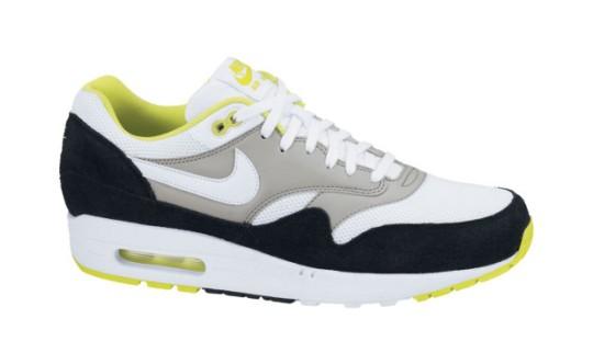 Nike-Air-Max-1-Essential-White-Black-Neon-Yellow