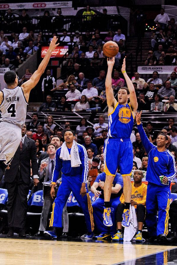 Klay Thompson Career High Night | Fully Laced Blog