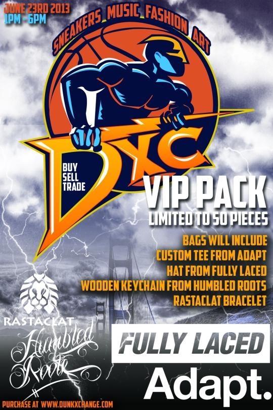 DXC VIP PACK RASTA-1