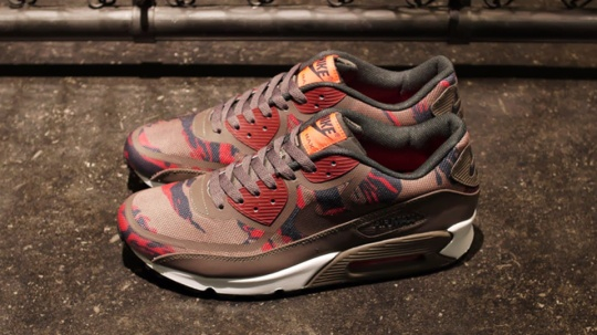 """042e6174f7 Nike Air Max 90 Premium Tape """"Camo"""" Pack 