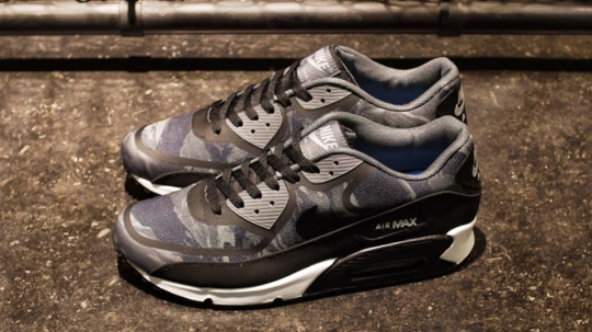 """size 40 9741b 5639f Nike Air Max 90 Premium Tape """"Camo"""" Pack   Fully Laced Blog"""