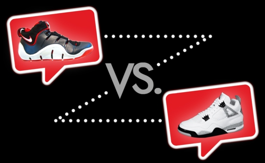 Nike-Zoom-LeBron-IV-vs-Air-Jordan-IV