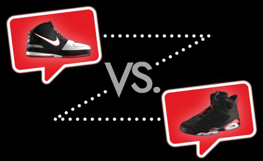 Nike-Zoom-LeBron-VI-vs-AIr-Jordan-VI