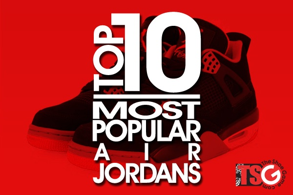 Most Popular Air Jordans