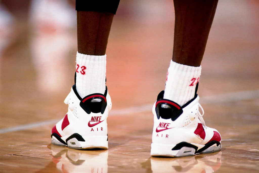 michael jordan 6 shoes
