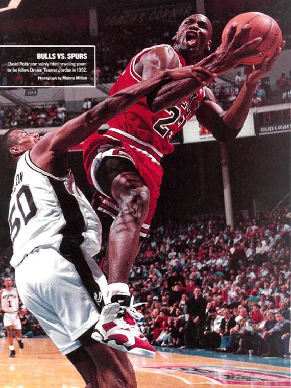 Air Jordan 6 91 Championship