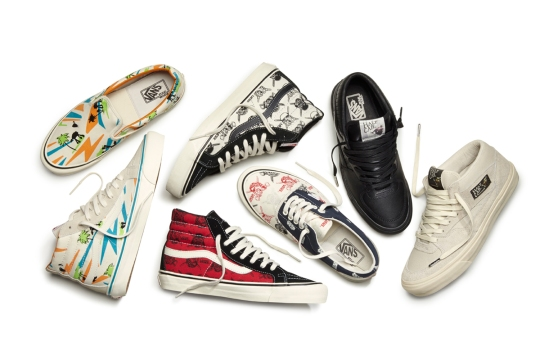 Vault-by-Vans-x-Star-Wars-Footwear Collection