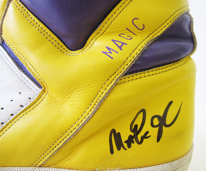Converse Weapon Autographed by Magic