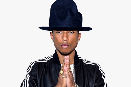 Pharrell-To-Get-His-Own-Hollywood-Walk-of-Fame-Star-1